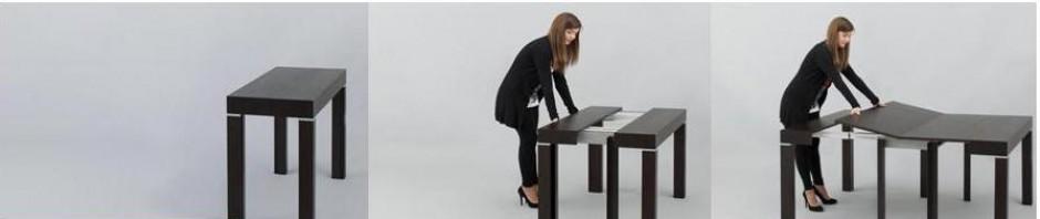 Consolle tavoli riflessi consolle allungabili tavoli estendibili madie sedie e specchi di - Specchi riflessi testo ...